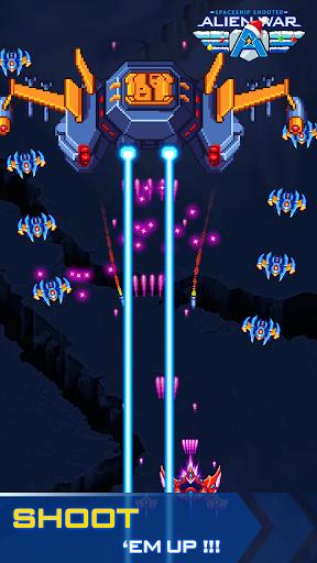 Alien War - Spaceship Shooter (Unreleased)  screenshots 8