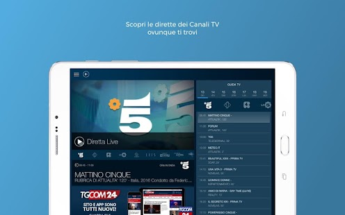 Mediaset Fan- screenshot thumbnail