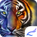 Cool Tiger Theme icon