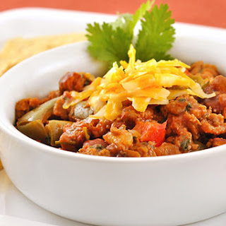 Turkey Sausage Chili Recipe