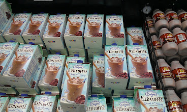 Photo: Look at this great display of Mocha #IcedCoffee that we found at Walmart Store #345
