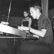 Photo: Low Key + Nude - live at Vinyl Injuries event 1999