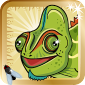 Fancy Chameleon - Dress Up Fun Game