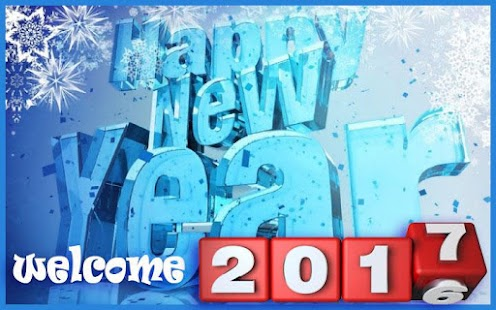 Happy New Year Greeting Cards - náhled