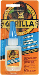 Gorilla Glue Superglue