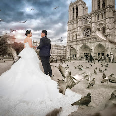 Wedding photographer Jenny Cuvereaux (Jenny). Photo of 15.06.2018