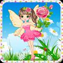 Beautiful Fairy DressUp icon