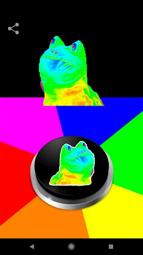 MLG Frog Meme Button screenshot 2