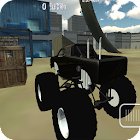 Monster Truck Driver 3D icon