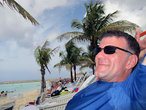 Photo: Visiting Castaway Cay