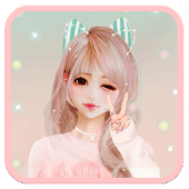Cute Girl Theme