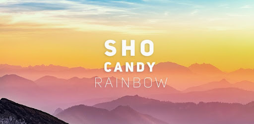 Android下載免費的ShoCandy - Rainbow 应用 screenshot