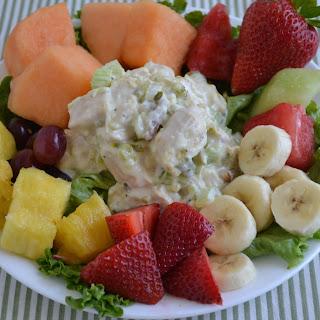 Honey Pecan Rotissere Chicken Salad