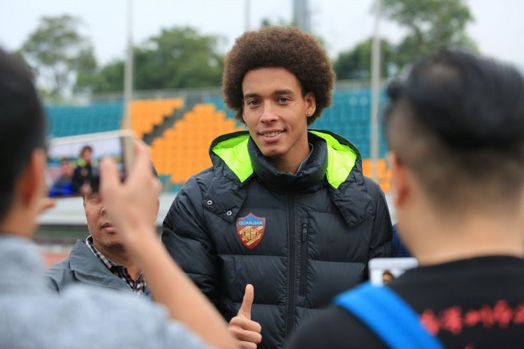 Witsel patine