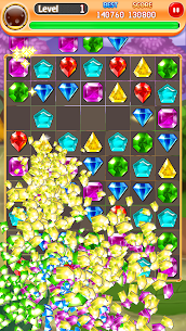 DIAMOND RUSH MOD APK DOWNLOAD  LATEST HACKED VERSION 3