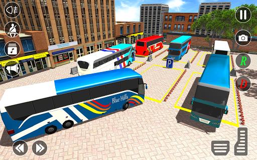 Real Bus Parking: Parking Games 2020 apkslow screenshots 12