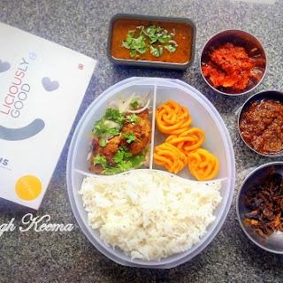 Awadhi Murgh Keema Kebab with Licious