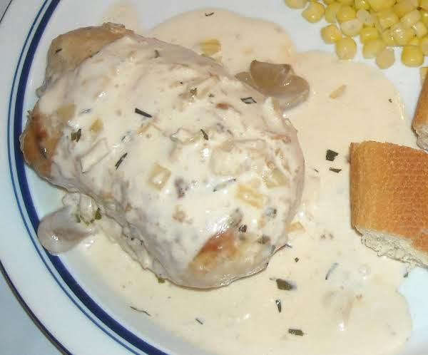 Creamy Tarragon Chicken Recipe