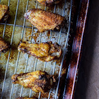 Next Level Chicken Wings.