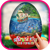 Surprise Eggs Kids fun Game
