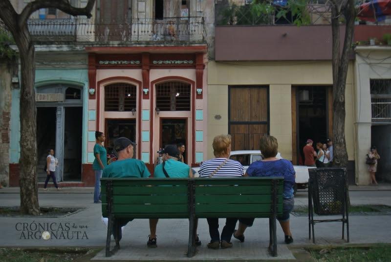 Plaza de la habana Cuba