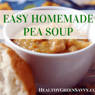 Pea Soup Frozen Peas Crock Pot Recipes