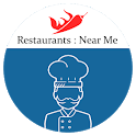 Restaurants & Cafe: Near Me icon