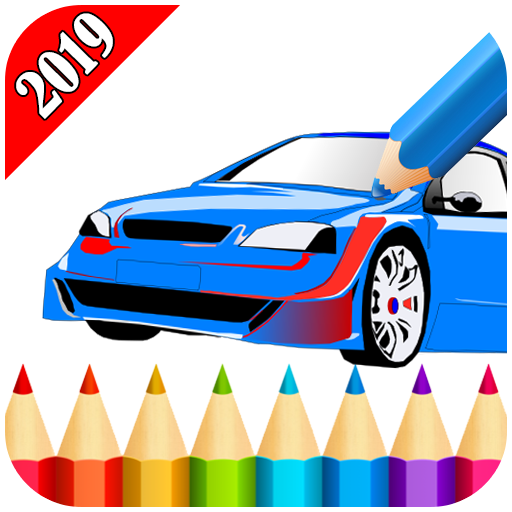 Cars Coloring For Adult 2019 Google Play De Uygulamalar