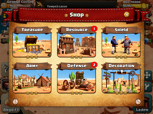War Wild West apkmr screenshots 15
