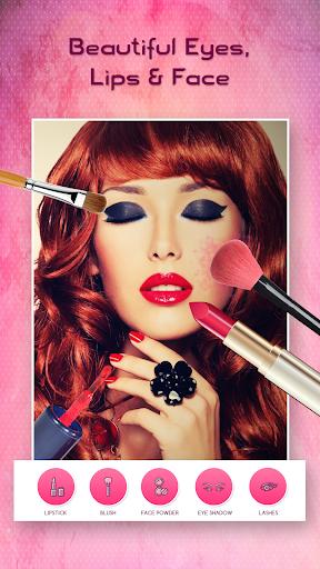 Face Makeup Photo Editor  screenshots 4