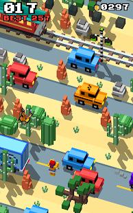 Hoppy Cross Road Cross Arcade - náhled