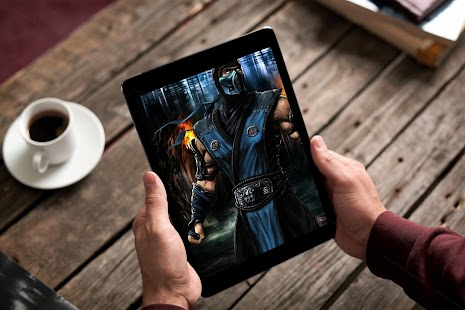 Download Mortal Kombat Wallpapers HD 4K For PC Windows and Mac apk screenshot 16