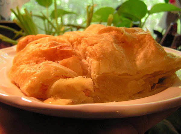 Ham And Swiss Puff Pastry Recipe