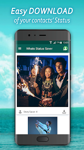 Whats Status Saver: Video & Photo Downloader - náhled