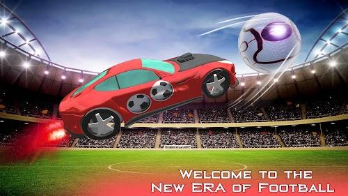 Screenshot 1 ⚽Super RocketBall - Real Football Multiplayer Game 2.5.6 APK MOD