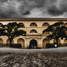 Spooky by Justus Böttcher - Buildings & Architecture Public & Historical