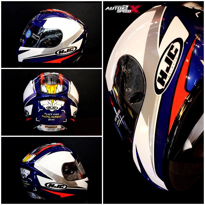 หมวกกันน็อค HJC CL ST 2 TURBINE helmet auto2speed shop dealer 100% thailand bkk