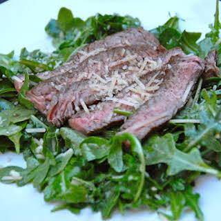 Seared Steak Salad.