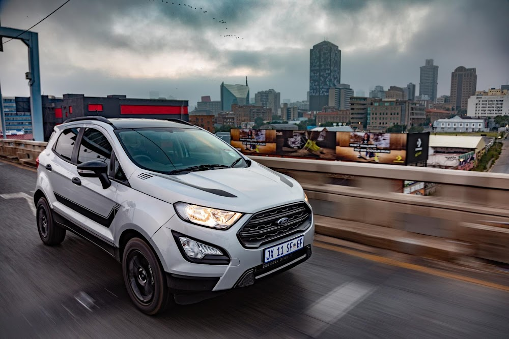 REVIEW | 2021 Ford EcoSport Black is little more than a sticker job
