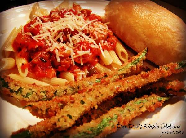 Dee Dee's Pasta Italiano Recipe