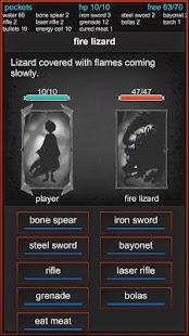 A Dark Dragon- screenshot