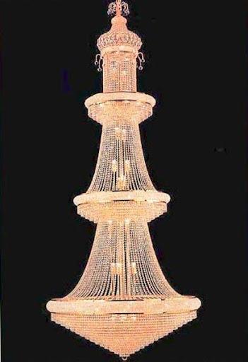 吊灯设计理念
