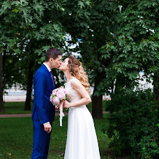 Wedding photographer Yuliya Borisova (juliasweetkadr). Photo of 02.10.2017