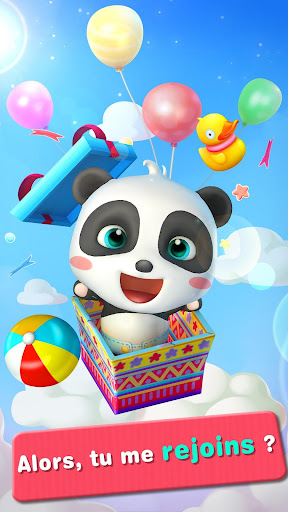 Bébé panda parlant - Talking screenshot 5