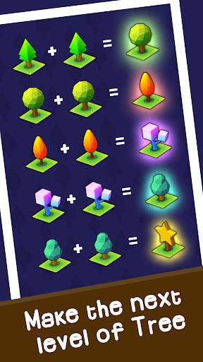 Combine Tree in forest : TreeClicker 9.6 screenshots 7