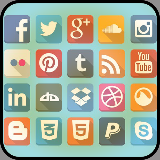 All Social Network (Social Media Connection)