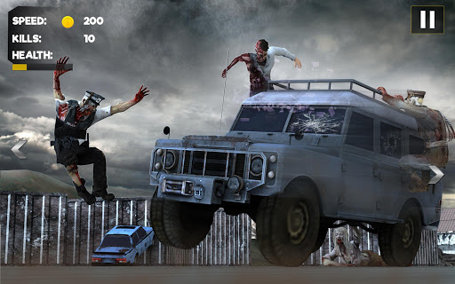 Car and Zombies : Highway Kill Squad ss1