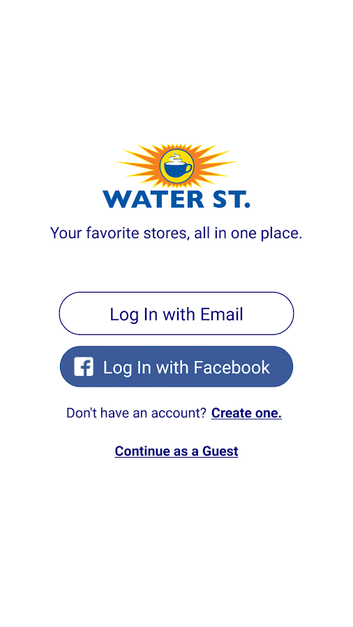 Water Street Coffee Joint- screenshot