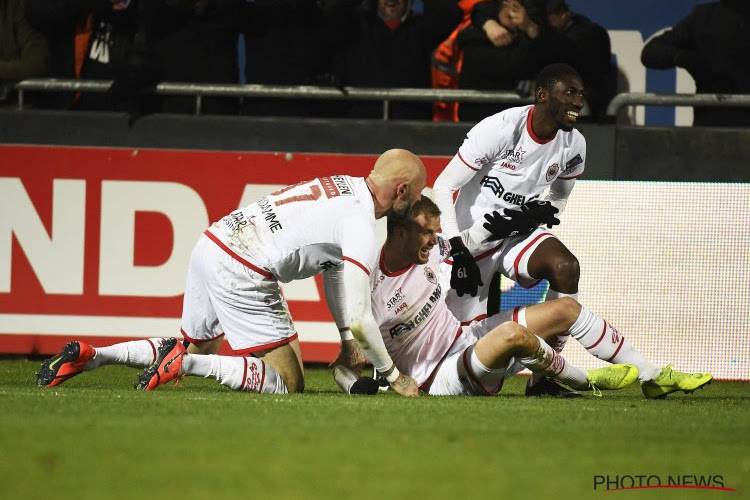 'Publiekslieveling Antwerp op weg naar ... KV Mechelen'