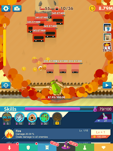 Eternal Cannon 1.6.8 screenshots 23